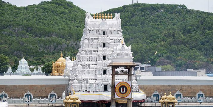 8 Mysteries of Tirupati Balaji Temple