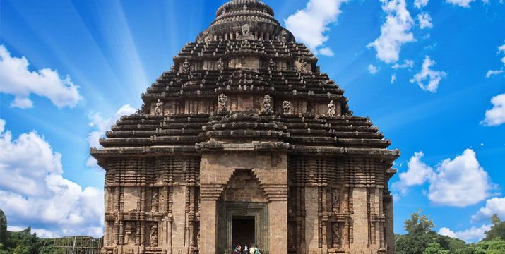What is the Konark Sun Temple?