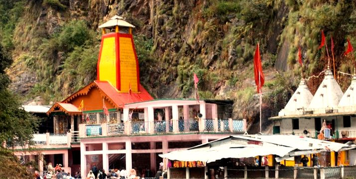 Importance of Yamunotri Temple
