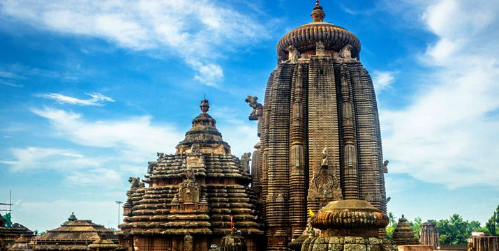 Lingaraja Temple in Bhubaneswar