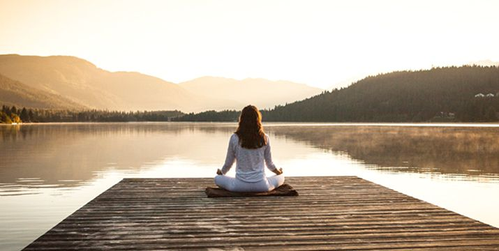 How the meditation is good for our health?