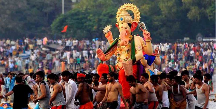 How to Perform Ganesh Visarjan