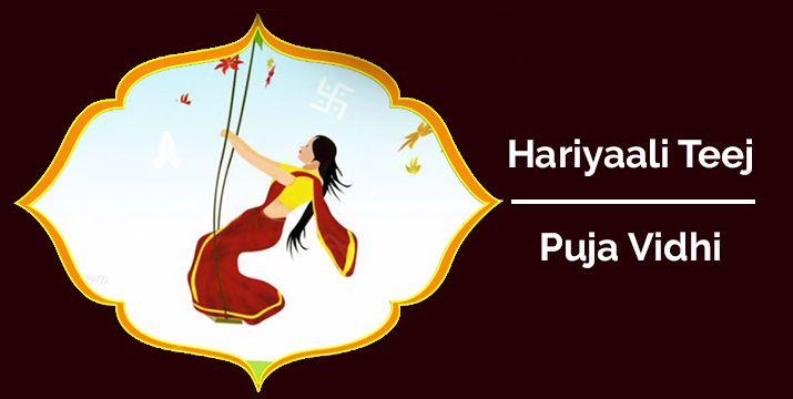 How to celebrate Hariyali Teej Vrat Puja Vidhi