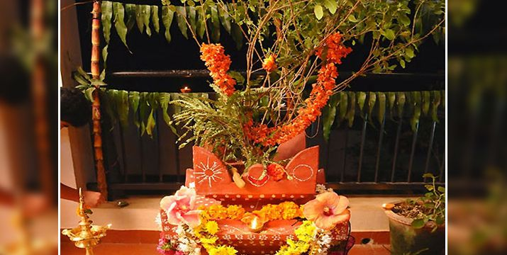 How to Perform Tulsi Vivah