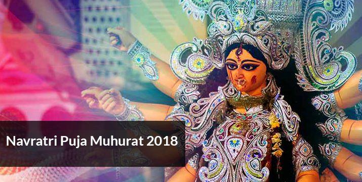 navratri-puja-muhurat-2018