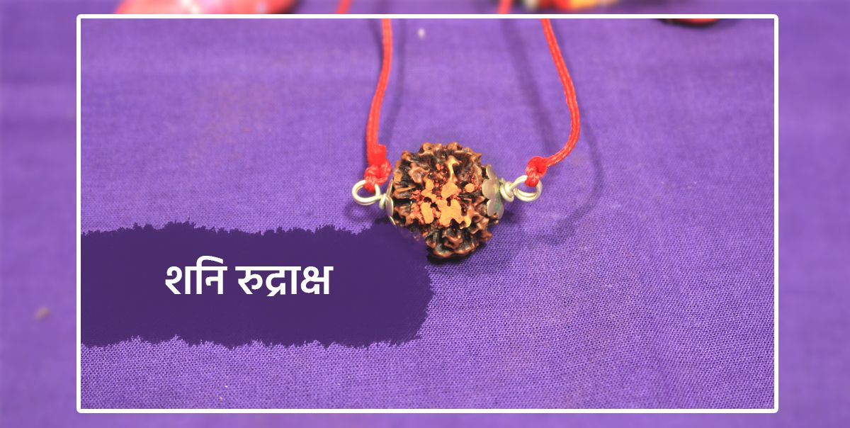 Shani Rudraksha for Shani Sade Sati and Shani Dhaiyya