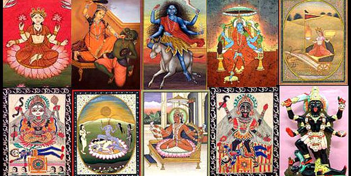 goddess-dus-maha-vidya-puja