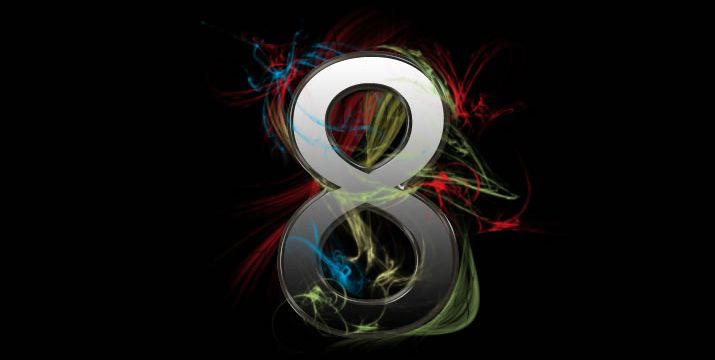 Numerology Number - 8