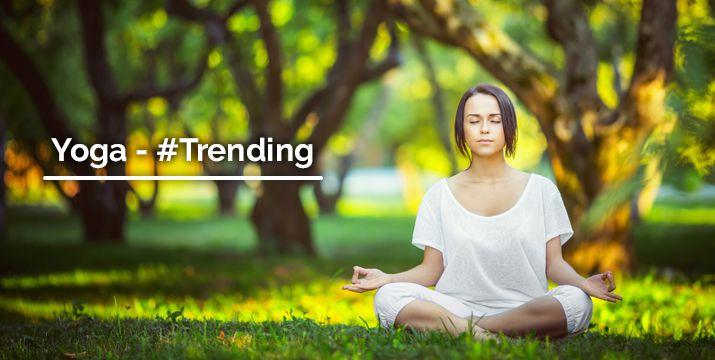 Yoga - #itstrending
