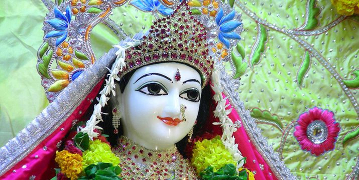When is Radha Ashtami in 2018