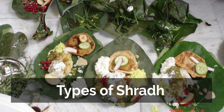 types-of-shradh