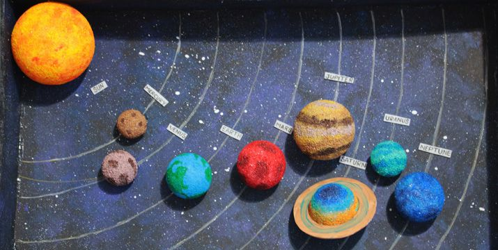 9 Planets Name and Information in Hindi