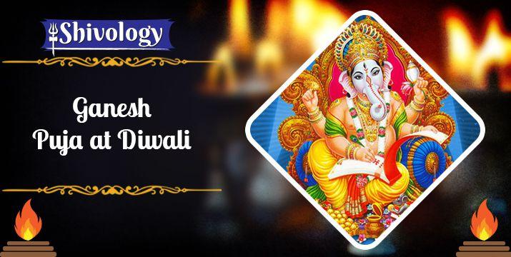 Ganesh Puja at Diwali | बुक करें गणेश पूजन इस दिवाली