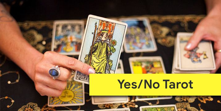 Yes/No Tarot Reading
